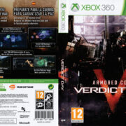 Armored Core Verdict Day (2013) Xbox 360