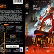 Army of Darkness (1992) LE WS R1