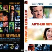 Arthur Newman (2013) Custom DVD Cover