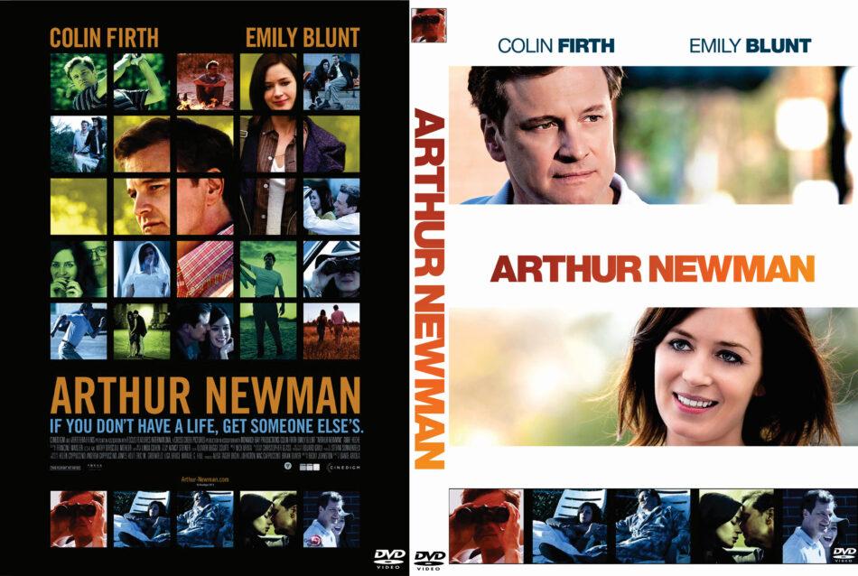 Arthur Newman dvd cover