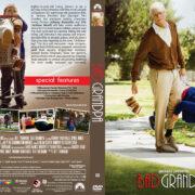 Bad Grandpa (2013) R1 Custom DVD Cover