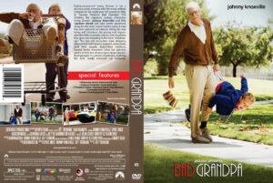 bad grandpa dvd cover