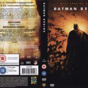 Batman Begins Collector's Edition (2005) WS R2