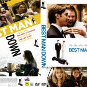 Best Man Down (2013) R0 Custom DVD Cover