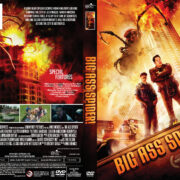 Big Ass Spider (2013) R1 Custom DVD Cover