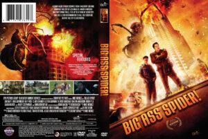big ass spider dvd cover