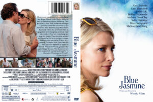 blue jasmine 2013 dvd cover