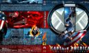 captain america : the first avenger (2011) - front dvd cover