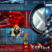 captain america : the first avenger (2011) – front dvd cover