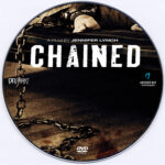 Chained (2012) R0 Custom DVD Label