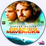 Chasing Mavericks (2012) R0 Custom DVD Label