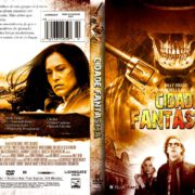 "ghost town ""cidade fantasma"" – spanish front dvd cover"