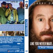 Clear History (2013) R1 Custom DVD Cover