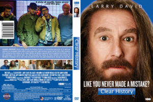 clear history dvd cover