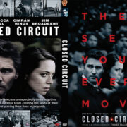 Closed Circuit (2013) Custom DVD Cover