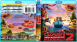 Cloudy With a Chance of Meatballs 2 (2013) R1 Custom Blu-Ray DVD