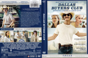 dallas buyers club dvd cover