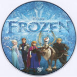 Frozen (2013) Custom CD Cover