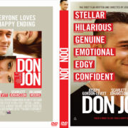 Don Jon (2013) R0 Custom