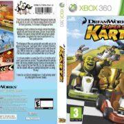 Dreamworks Super Star Kartz (2012) PAL Custom