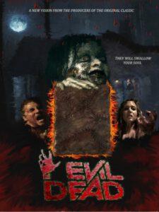 evil dead flame