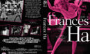 Frances Ha (2012) R1 Custom DVD Cover