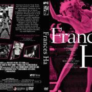 Frances Ha (2012) R1 Custom DVD Cover