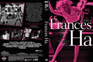 frances ha 2012 dvd cover