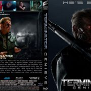 Terminator Genisys (2015) Custom Blu-Ray DVD Covers