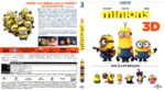 Minions (2015) Blu-Ray 3D Deutsch