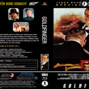James Bond 007: Goldfinger (1965) R2 Blu-Ray German