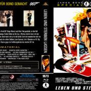 James Bond 007: Leben und sterben lassen (1973) R2 Blu-ray German