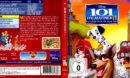 101 Dalmatiner Teil 2 (2002) R2 Blu-Ray German DVD Cover