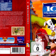 101 Dalmatiner Teil 2 (2002) R2 Blu-Ray German DVD Cover