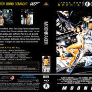 James Bond 007: Moonraker (1979) R2 Blu-Ray German