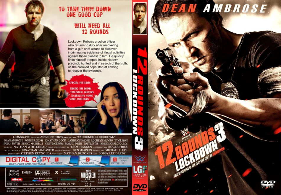 12 rounds 3 lockdown streamcloud german