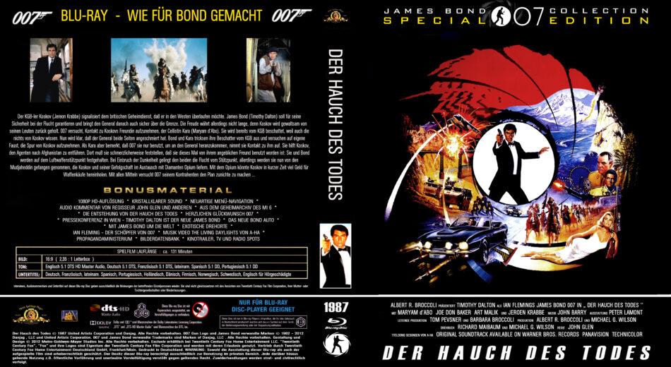 james bond 007 – der hauch des todes