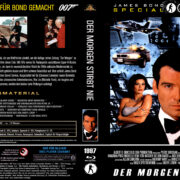 James Bond 007: Der Morgen stirbt nie (1997) R2 Blu-Ray German