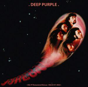 2011 Deep Purple - Fireball - Front