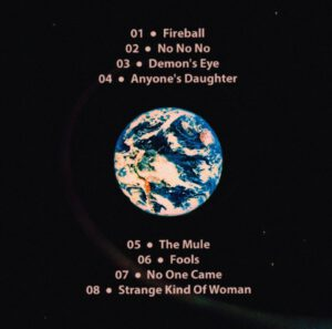 2011 Deep Purple - Fireball - Inside