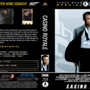 James Bond 007: Casino Royale (2006) R2 Blu-ray German