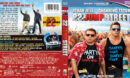 22 Jump Street (2014) Blu-Ray DVD Cover