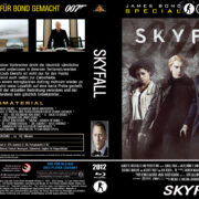 James Bond 007: Skyfall (2012) R2 Blu-ray German