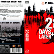 28 Days later & 28 Weeks later (2012) R2 Blu-Ray German