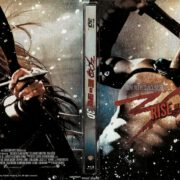 300 Rise Of An Empire 3D Blu-Ray DVD Cover (2014)
