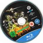 47 Ronin (2013) R2 German Blu-Ray Label