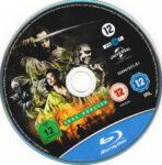 47 Ronin (2013) R2 German Blu-Ray Label