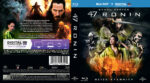 47 Ronin (2013) R1 Custom Blu-ray