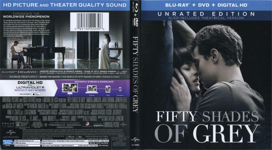 Fifty Shades Of Grey 3 Blu Ray