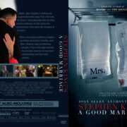 A Good Marriage (2014) R0 Custom Cover & Label